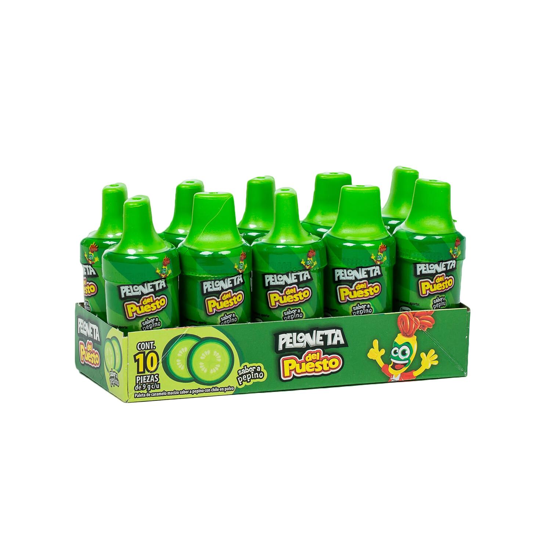 Peloneta Del Puesto Cucumber 10ct