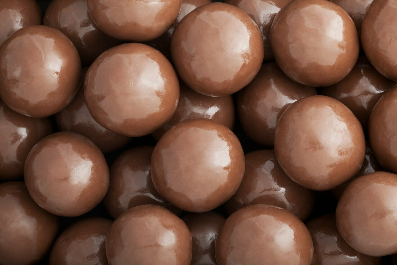 Sconza Malt Balls Choc 2.5lb