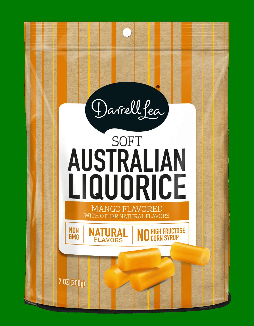 Australia Liquorice Mango 7oz