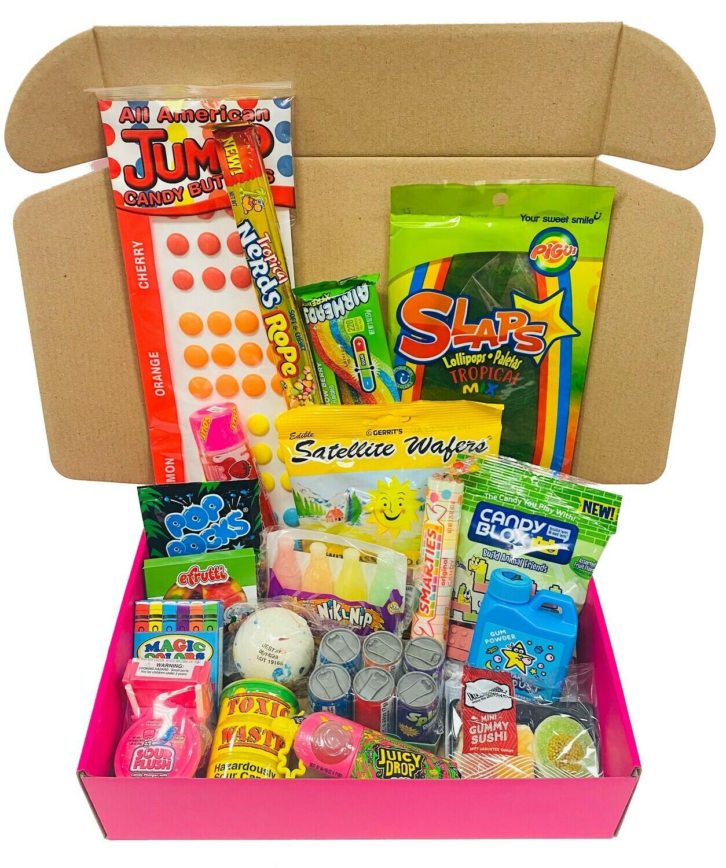 Tik Tok Favorites Box