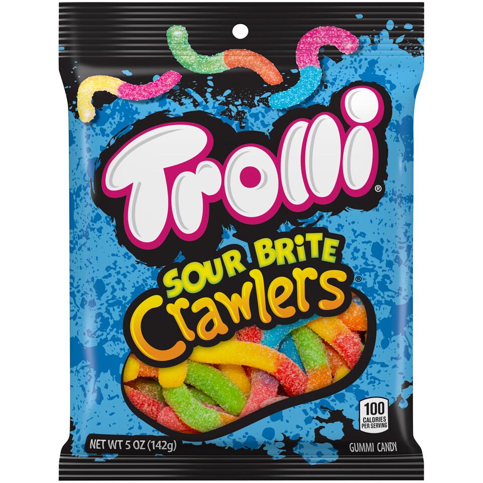 Trolli Brite Crawlers 5oz