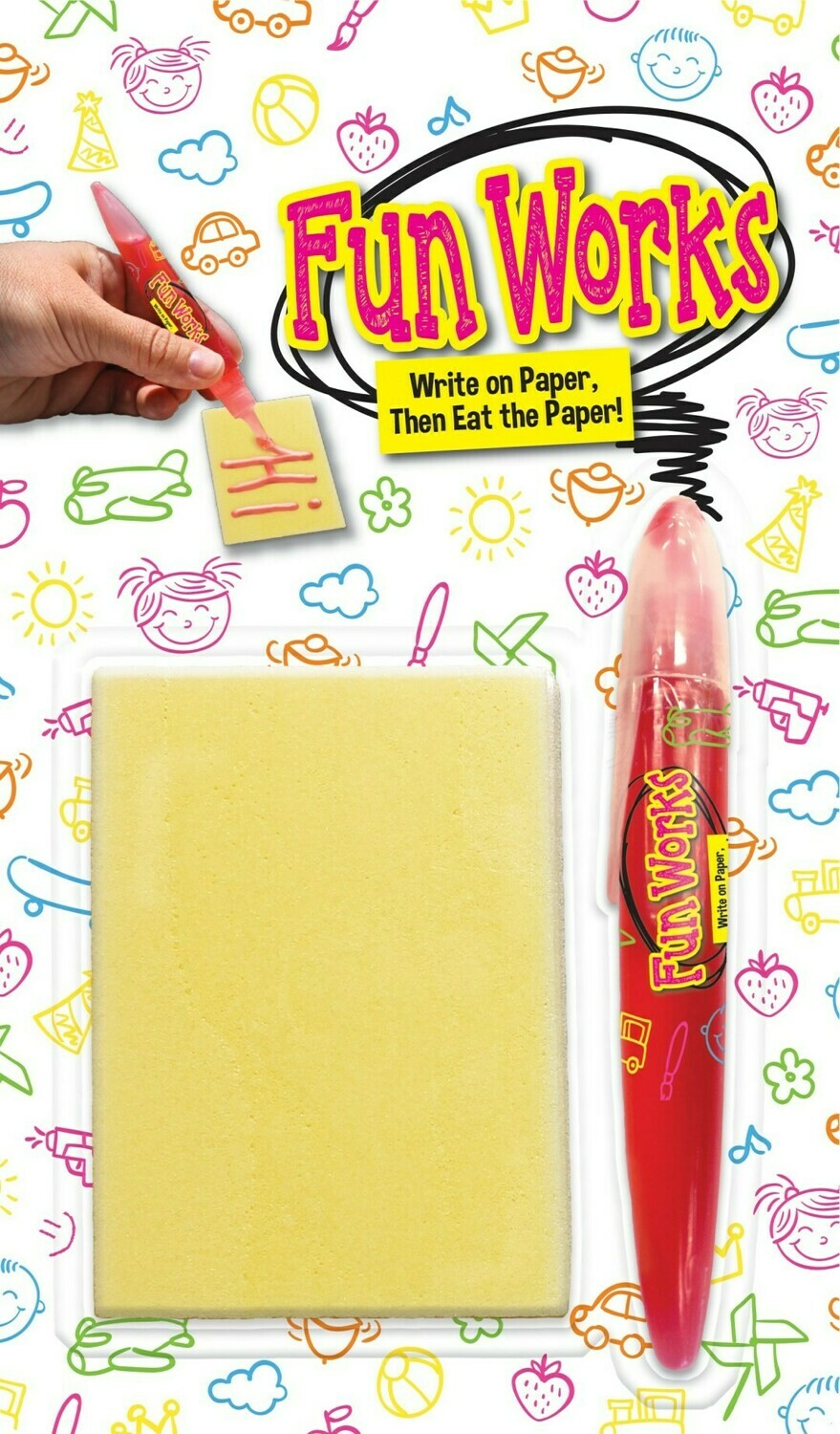 Write On Paper Candy 1.16oz