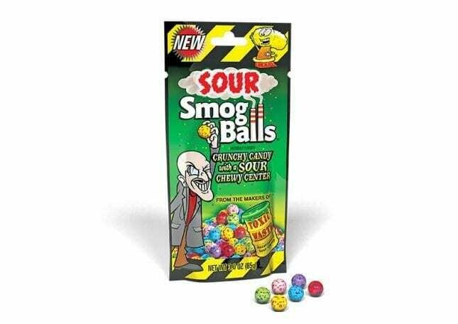 Toxic Waste Smog Balls 3oz