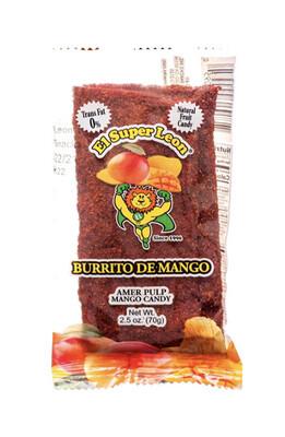 El Leon Burrito Mango 2.5oz
