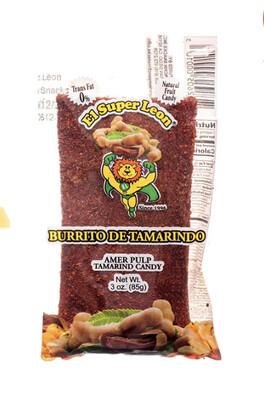 El Leon Burrito Tamarindo 2.5oz