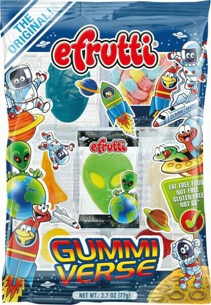 eFrutti Gummi Verse 2.7oz