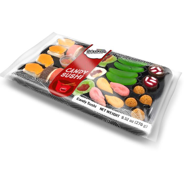 Gummy Sushi Large 9.52 oz