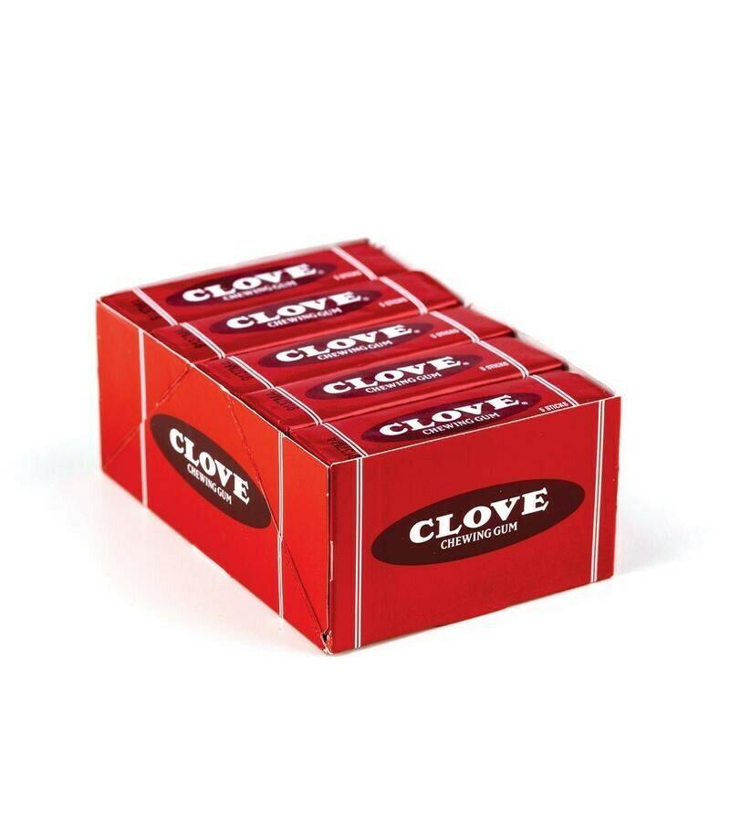 Clove Gum 20ct
