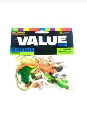 Reptiles 12ct