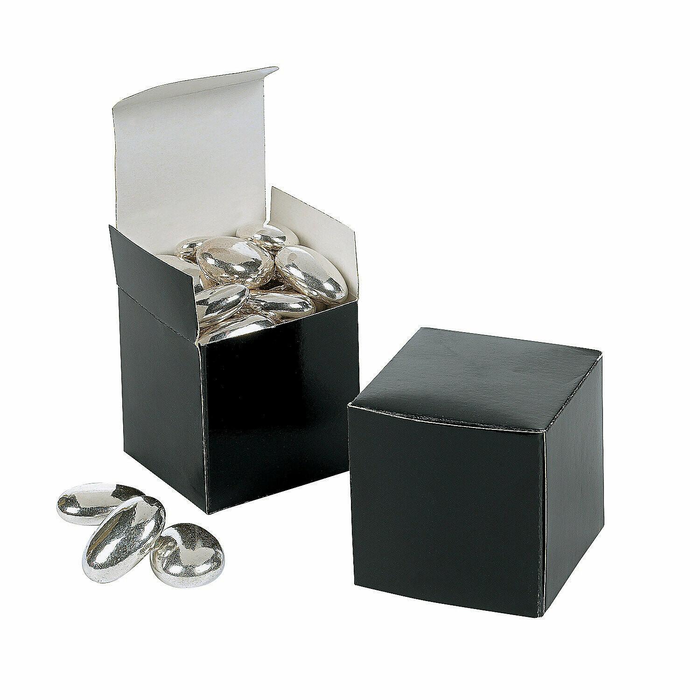 Gift Box 2x2 Black 10ct