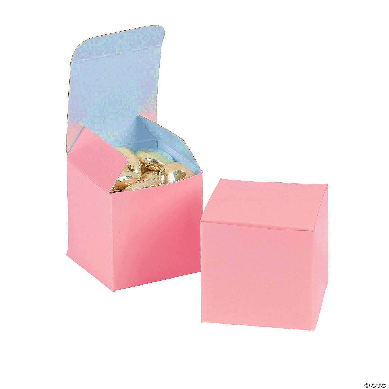 Gift Box 2x2 Pink 10ct