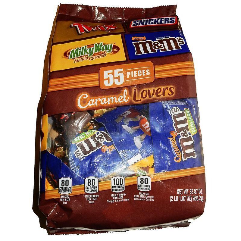 Mars Caramel lover Bag