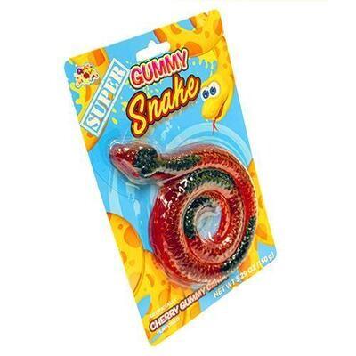 Super Gummy Snake 1ct