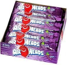 Air Heads Grape 36ct