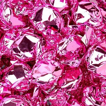 Foil Candy Strawberry 2.5lb