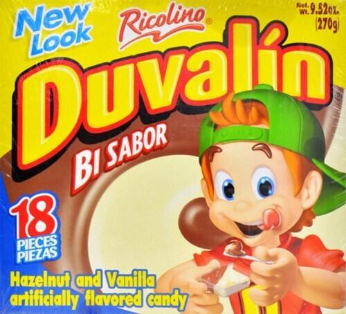 Duvalin Hazelnut y Vanilla 18ct