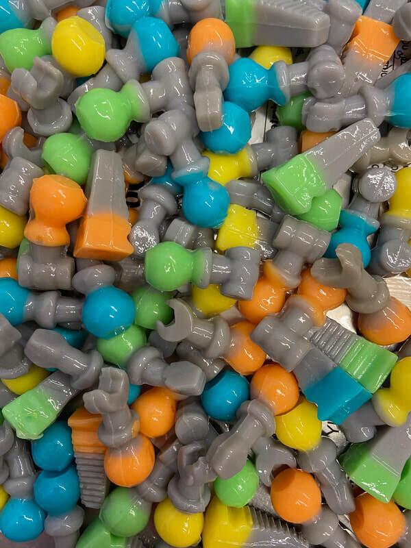 Gummy Tools 3D 2.2lb