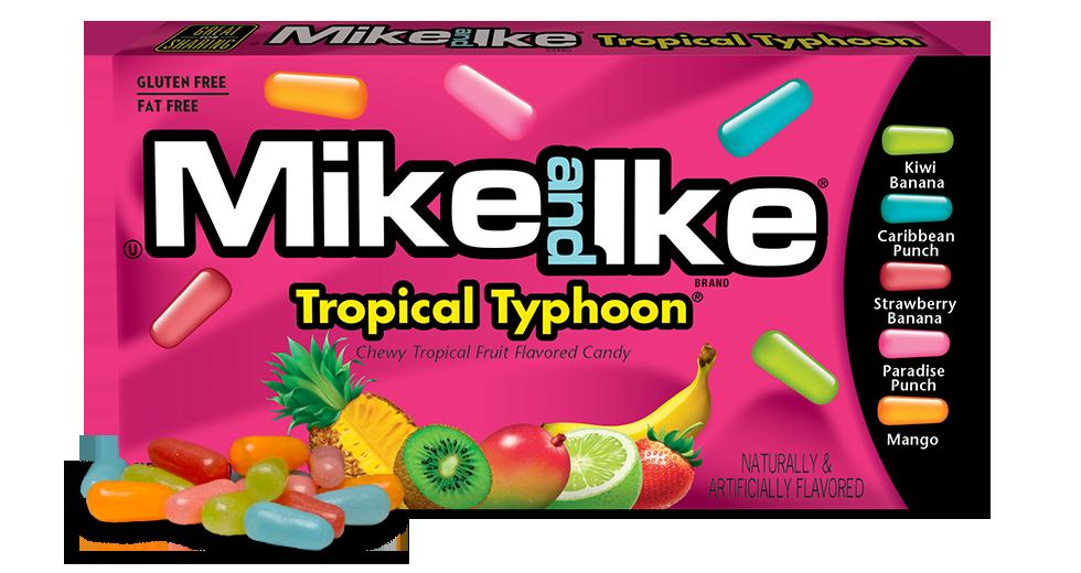 Mike & Ike Tropical 24ct