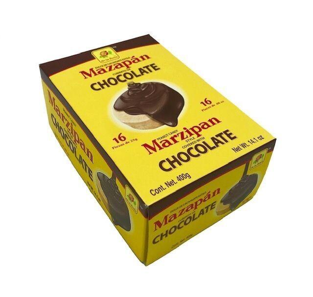 Mazapan Chocolate 16ct