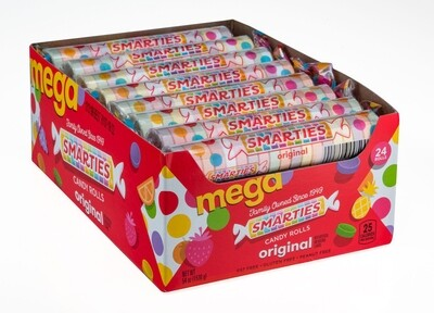 Mega Smarties 24ct
