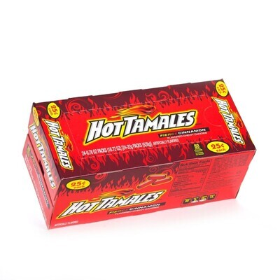 Mike & Ike Hot Tamales 24ct