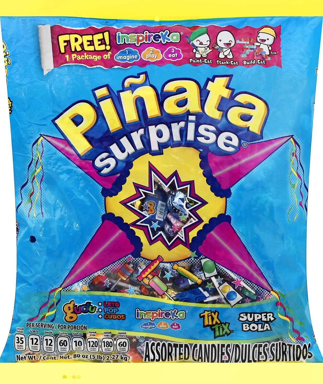 Sonrics Pinata Surprise 5lb