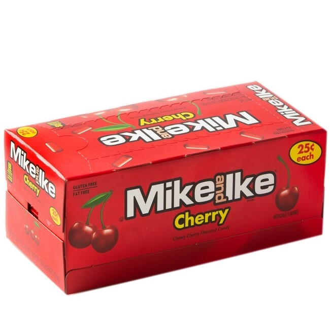 Mike & Ike Cherry 24ct