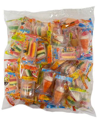 Fun Fun Gummy Mix 1lb