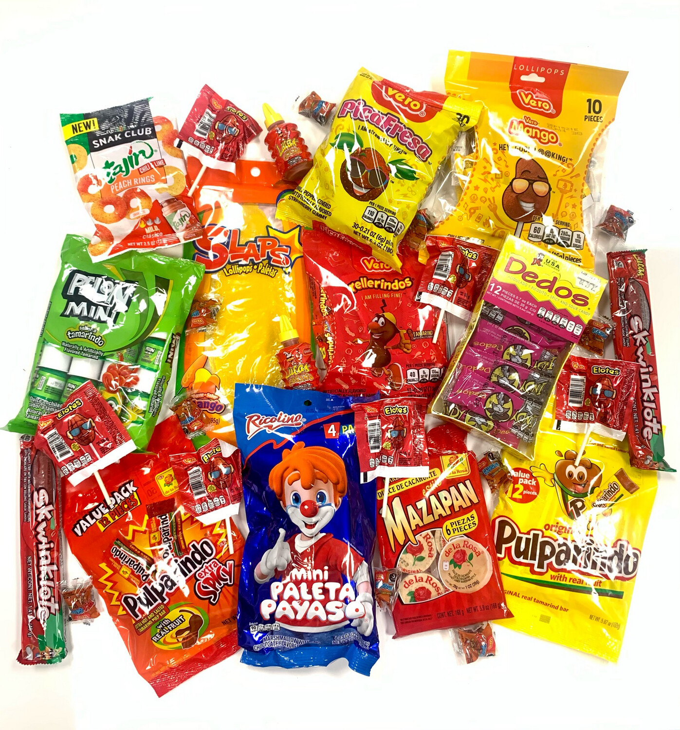 Mexican Candy Survival Box
