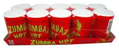 Zumba Acidin Hot 10ct