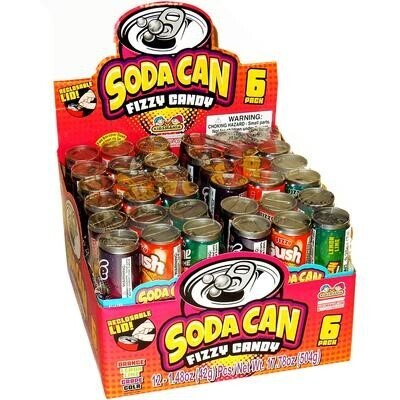 Soda Cans 12ct