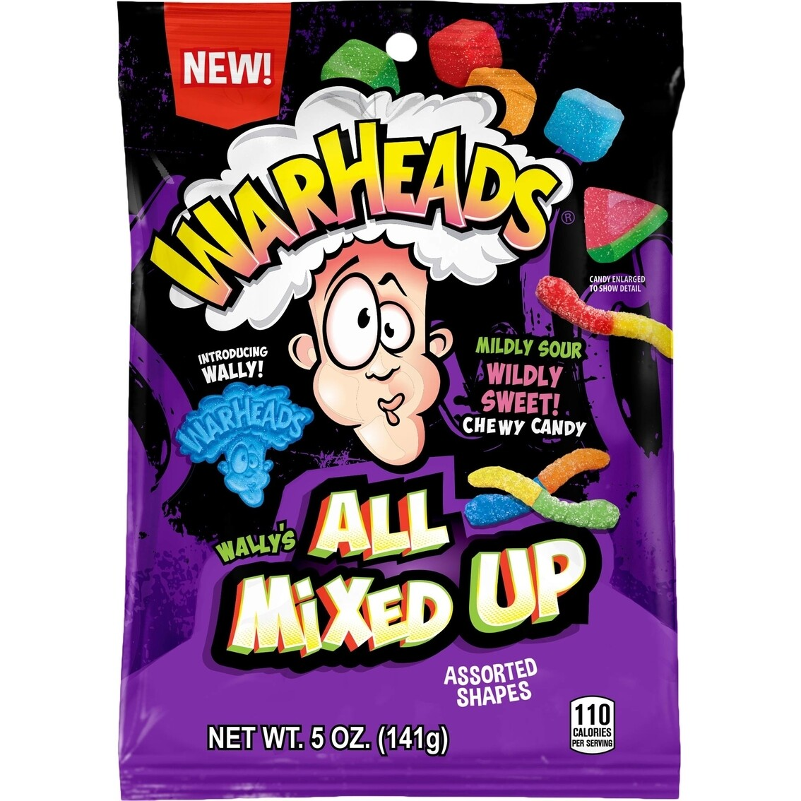 WarHeads All Mixed Up 5oz