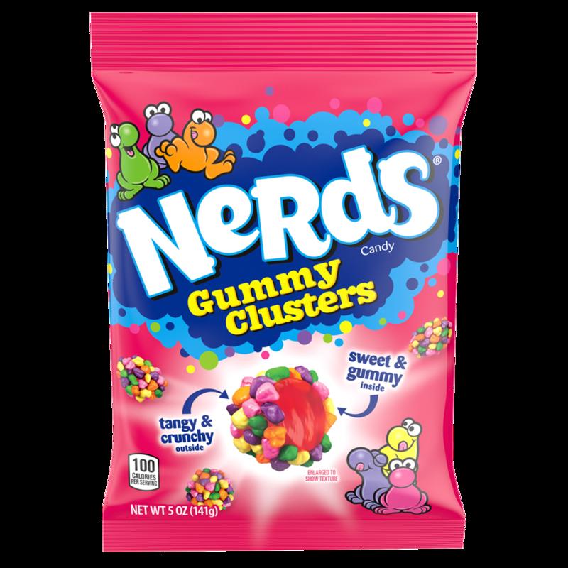 Nerds Gummy Clusters 5oz