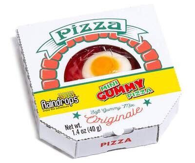 Gummy Pizza 3oz