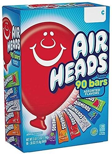 Airheads Asst 90ct