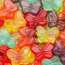 Albanese Gummy Butterflies 5lb