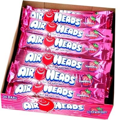 Air Heads Strawberry 36ct