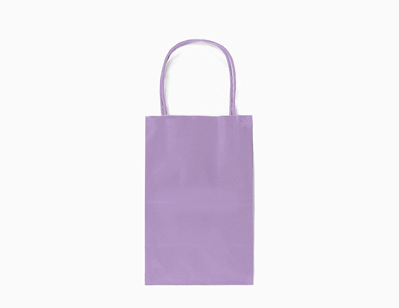 Kraft Bag Lavender 12ct
