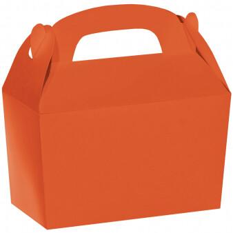 Gable Box Orange 6ct