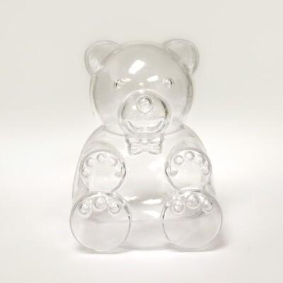 Plastic Bear Favors 12ct