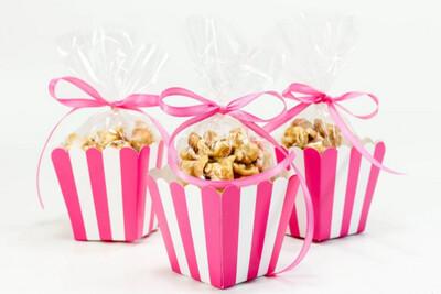 Popcorn Box Fuchsia 10ct