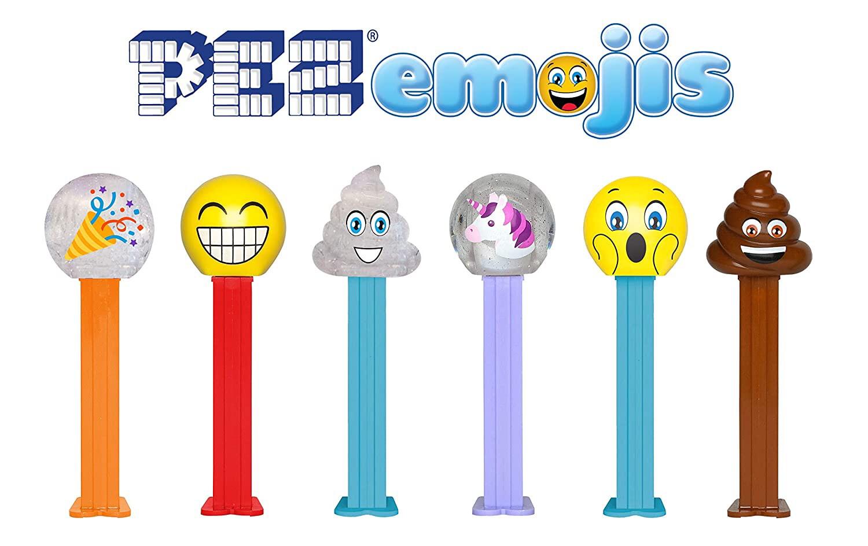 Pez Emojis 1ct