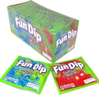 Fun Dip 48ct