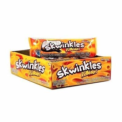Skwinkles Rellenos Pineapple 12ct
