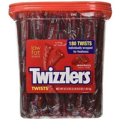 Twizzlers Twist 180ct
