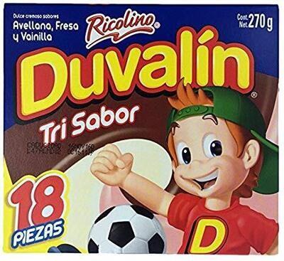Duvalin Hazel/Straw/Van 18ct