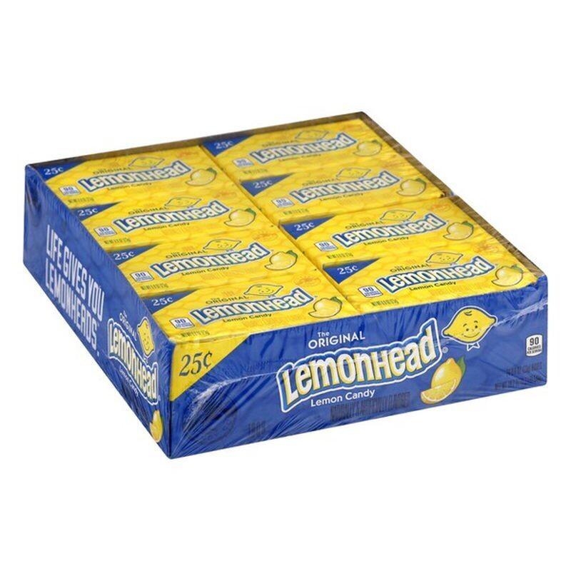 Lemonhead Small 24ct