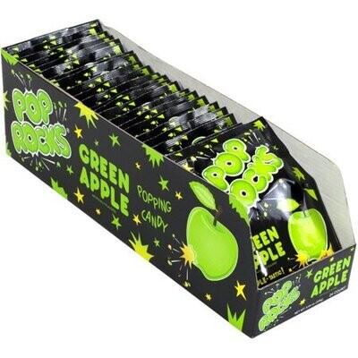 Pop Rocks Green Apple 24ct