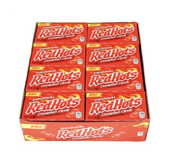 Red Hots Small 24ct
