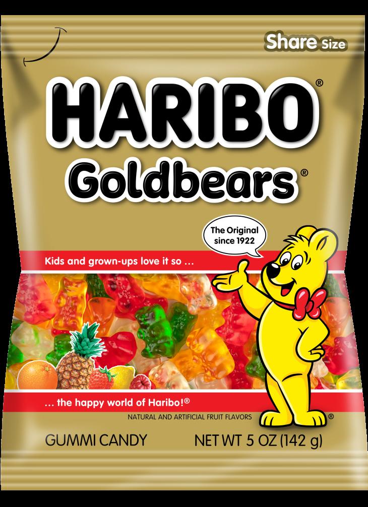 Haribo Goldbears 5oz